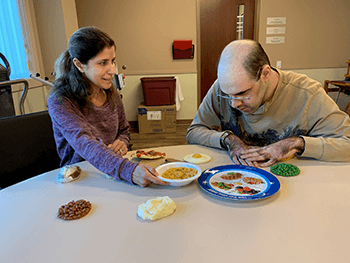 Nutrition Planning for Individuals with Developmental Disabilities